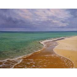 STORM IN CARIBEAN SEA...